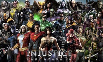 El primer tráiler de Injustice 2 es así de impresionante 34