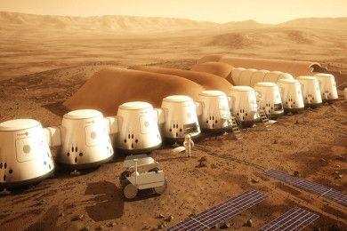Elon Musk asegura que pondrá humanos en Marte en 2025