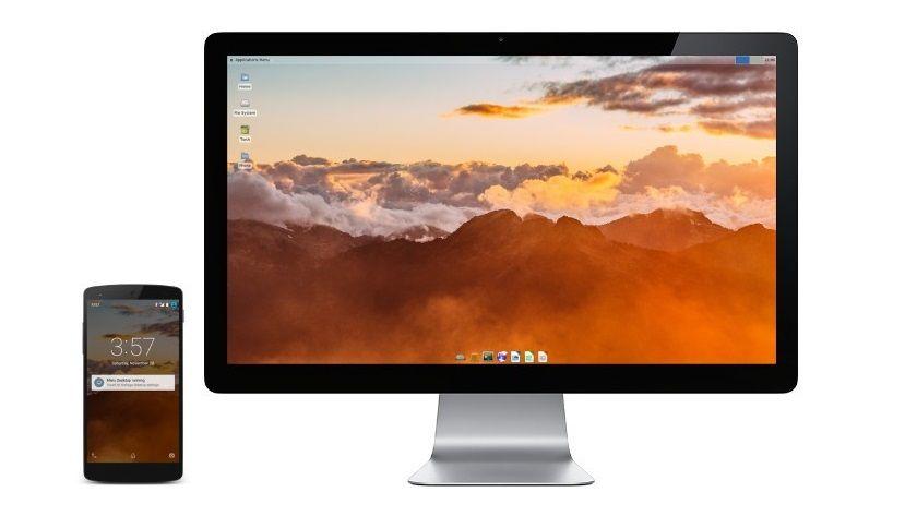 Maru OS disponible, convierte un smartphone Android en un PC 29