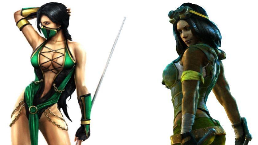 Crossover de Mortal Kombat y Killer Instinct, una buena idea 29