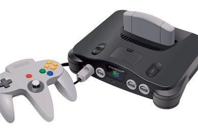¿Llegaremos a ver una Nintendo 64 Mini Classic?