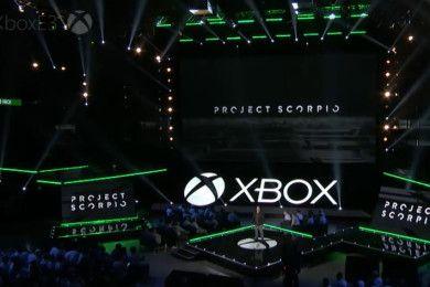 Proyecto Scorpio: Xbox para jugar en 4K y con VR
