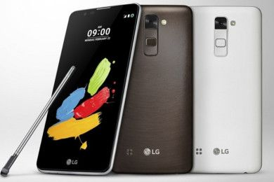 LG presenta Stylus 2 Plus