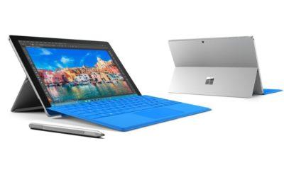 Se cumplen 4 años del lanzamiento de Surface 91