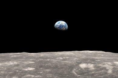 """Descubren un """"cuasi-satelite"""" que acompaña a la Tierra"""