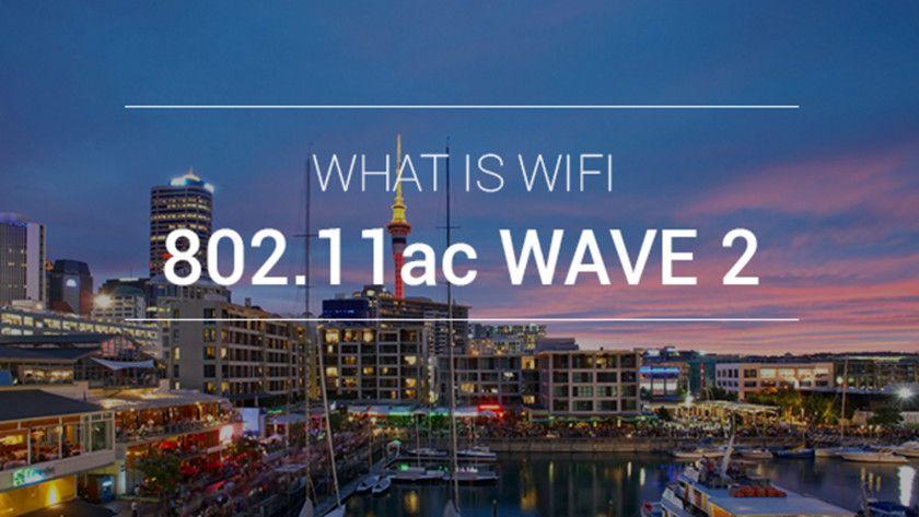 Wi-Fi ac Wave 2