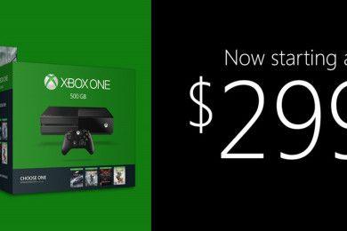 Xbox One baja de precio ¿Nueva consola en el E3?