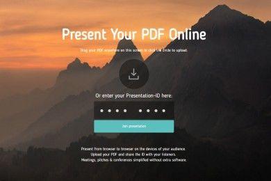 Simplifica las presentaciones PDF en línea con Beamium