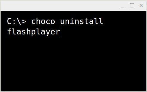 Chocolatey, un gestor de paquetes para Windows al estilo Linux 32