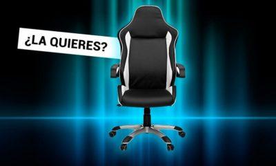 ¡Esta silla gaming puede ser toda tuya! 52