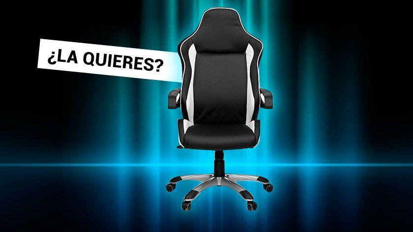 Esta silla gaming puede ser toda tuya muycomputer for Silla gamer razer