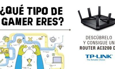 Descubre qué tipo de gamer eres y gana un router TP-LINK de última generación 44