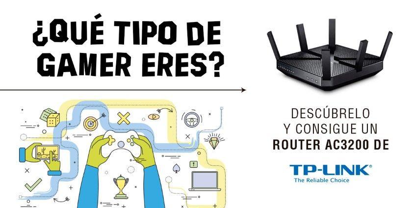 Descubre qué tipo de gamer eres y gana un router TP-LINK de última generación 29