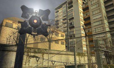 Recrean al detalle el dron de Half Life 2 39