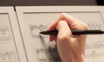GVIDO, tinta electrónica para partituras musicales 32