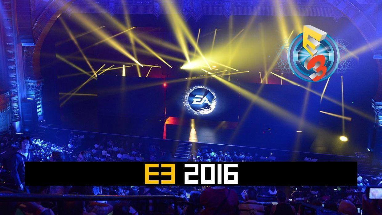 EA en E3 2016
