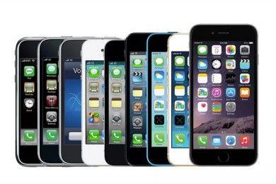 La evolución del iPhone en imágenes