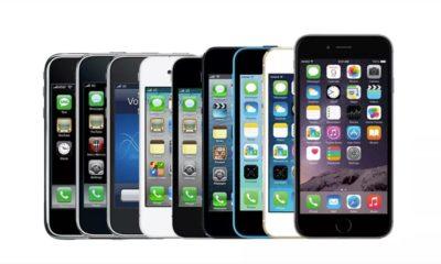La evolución del iPhone en imágenes 59