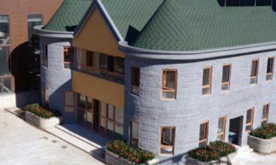 Esta impresionante casa se imprimió en 3D en apenas 45 días 68