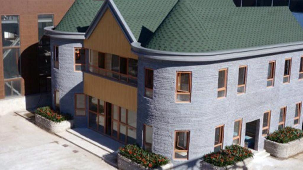 Esta impresionante casa se imprimió en 3D en apenas 45 días 28