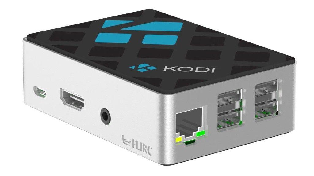 Kodi Edition Raspberry Pi