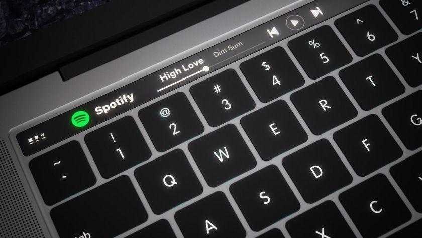 """macOS Sierra """"confirma"""" nuevos portátiles con barra OLED 30"""