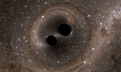 La materia oscura estaría hecha de agujeros negros 47