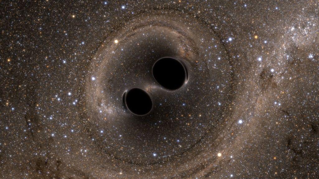 La materia oscura estaría hecha de agujeros negros 30