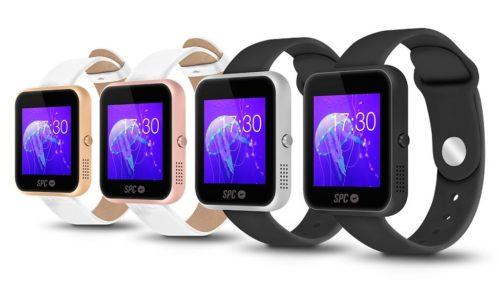 SPC actualiza su gama de tablets y wearables