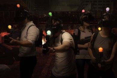 Realidad virtual y entornos abiertos, SEGA apuesta por ello