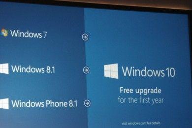 El Windows 10 gratis penaliza las ventas de PCs, dice IDC
