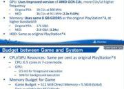 Filtrada guía de desarrollo de PS4 NEO, especificaciones 40