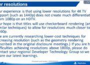 Filtrada guía de desarrollo de PS4 NEO, especificaciones 34