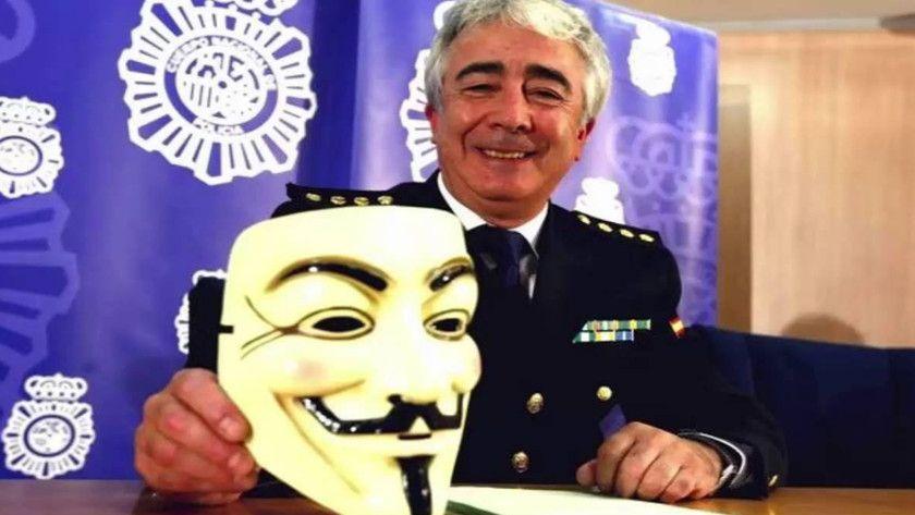 Anonymous en España