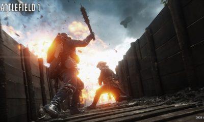 Primer análisis de rendimiento de Battlefield 1 100