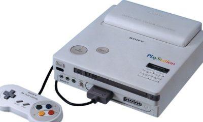 Ben Heck desmonta y nos muestra la Super Nintendo PlayStation CD 38
