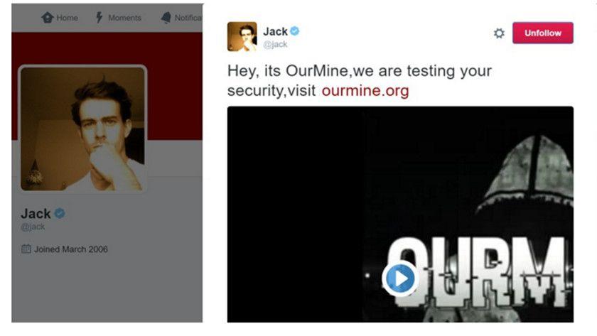 Otros CEO hackeados, el de Twitter y el de Yahoo! 28