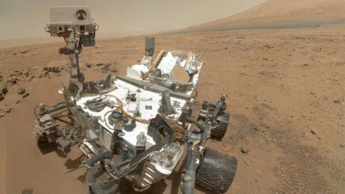 Curiosity ya puede elegir sus objetivos de forma autónoma