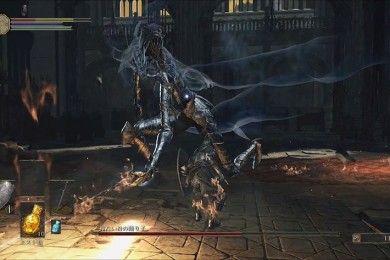 Dark Souls 3 con texturas personalizadas, una auténtica locura