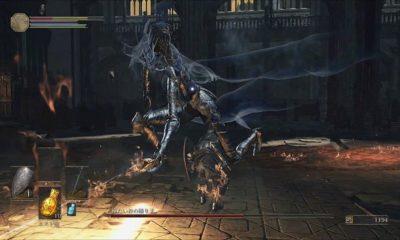 Dark Souls 3 con texturas personalizadas, una auténtica locura 76
