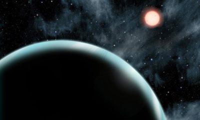 Este gigantesco exoplaneta tiene tres soles para él 55