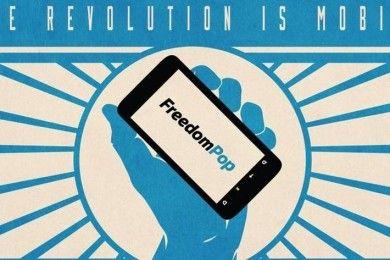 Disponible en España FreedomPop, primer servicio móvil 100% gratuito