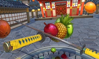 Fruit Ninja VR ya está disponible en acceso anticipado en Steam