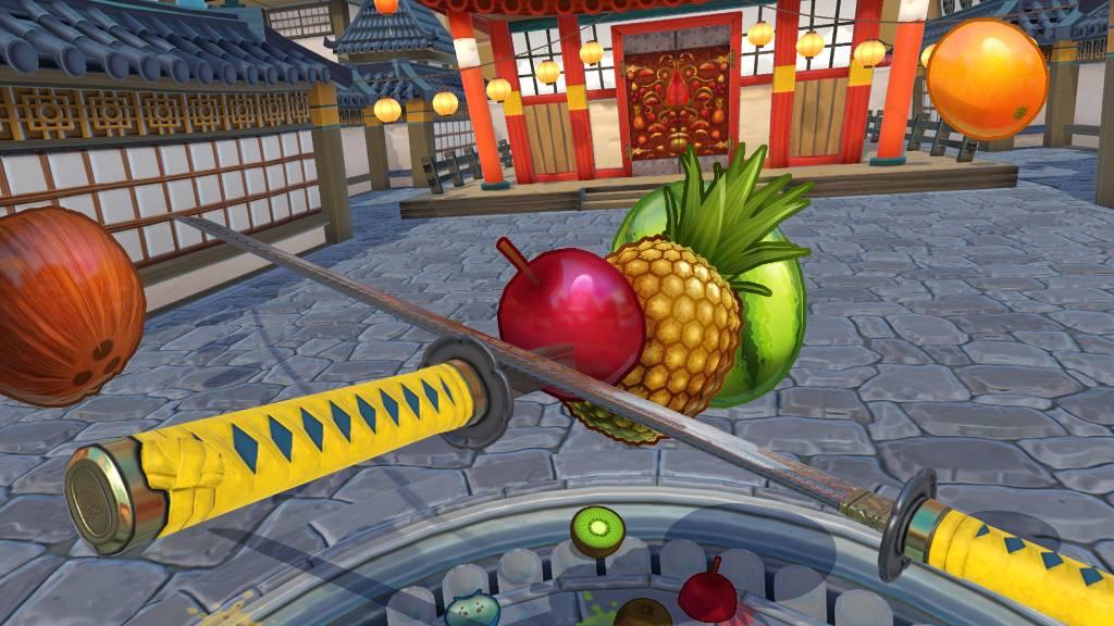 Fruit Ninja VR ya está disponible en acceso anticipado en Steam