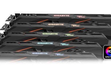 GIGABYTE presenta cuatro tarjetas gráficas GeForce GTX 1060
