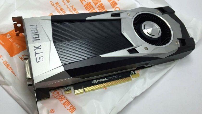 La GeForce GTX 1060 de 3 GB no soportaría SLI 29