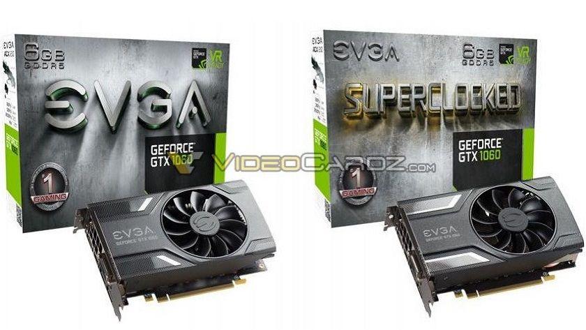 Así es la GeForce GTX 1060 Mini-ITX de EVGA 30