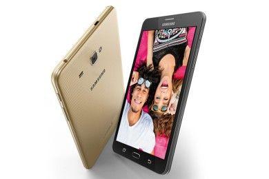"""Samsung Galaxy J Max, un """"smartphone"""" de 7 pulgadas"""