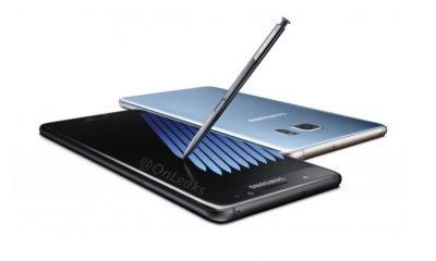 Filtración masiva del Galaxy Note 7, precios y especificaciones 64