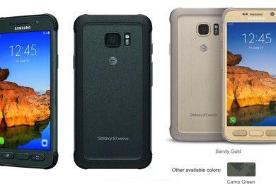 Samsung reconoce fallo de fabricación en el Galaxy S7 Active